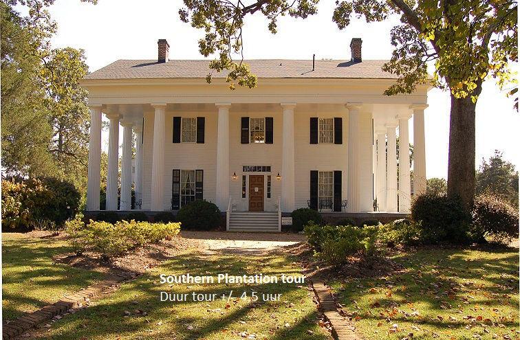 Southern Plantation Tour New Orleans