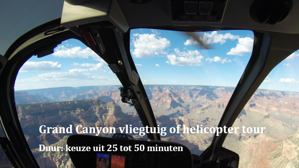 Grand Canyon helicoptertour