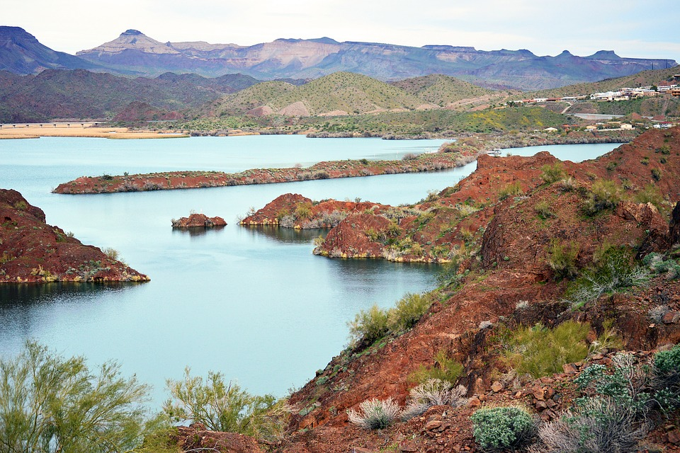 Omgeving Lake Havasu City